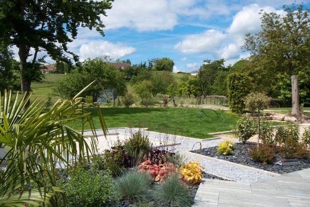 escale des aulnes jardin
