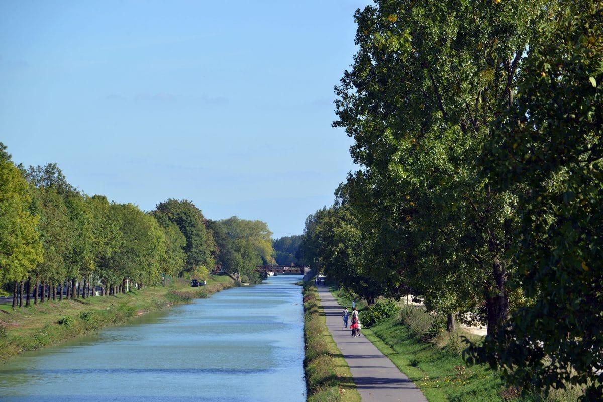 Véloroute Marne